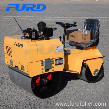 Self-Propelled 0.7 ton Vibratory Road Roller FYL-855