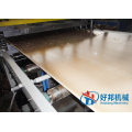 PVC CO-EXTRUSION FOAM BOARD PRODUCTION MACHINE