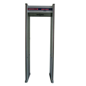 Dfmd metal detector for security