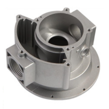 Nickel based alloy turbine disc investment casting