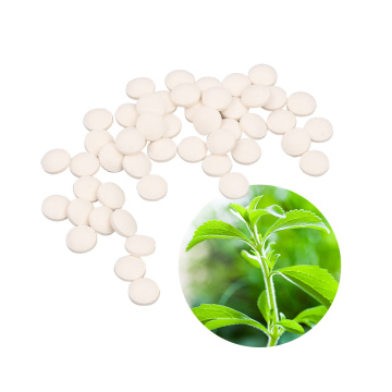 Natural stevia tablet sugar coffee Sweetener stevia tablets