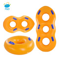 Inflatable towable tube 1/2/3 person Slide Tube