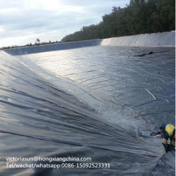 2mm hdpe pond plastic liner for fish farming