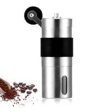 Manual Coffee Grinder Stainless Steel Portable Coffee Bean Miller Grinding Machine Home Office Kitchen Handmade Tool