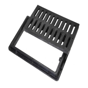 Drain Grating Cover Cast Iron Gully Metal Grating