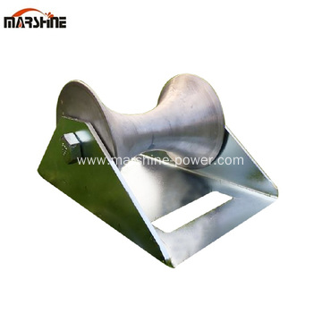 Lead in Cable Roller Guide Corner Roller