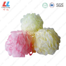exfoliating bath pouf sponge body loofah bath sponge