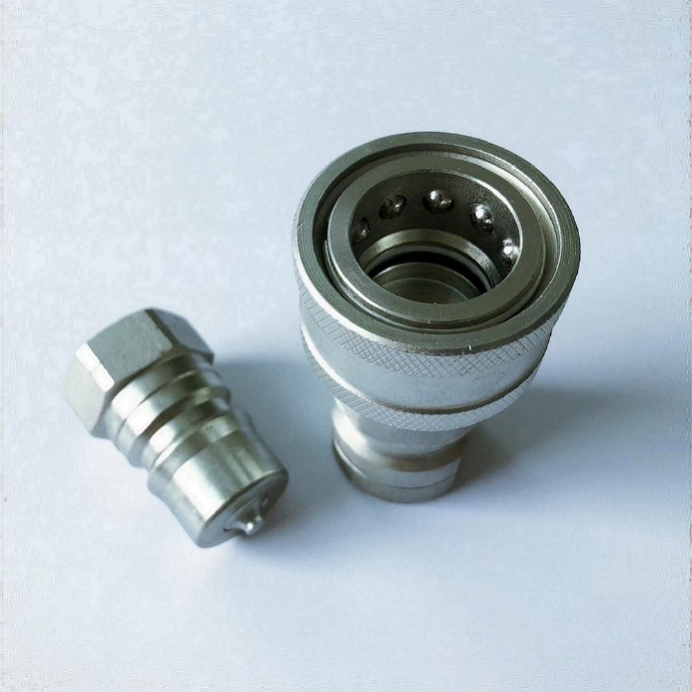 ZFJ6-4006-01  ISO7241-1B quick coupling