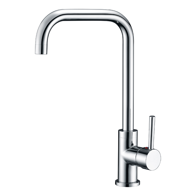 Single Dual Control Faucet