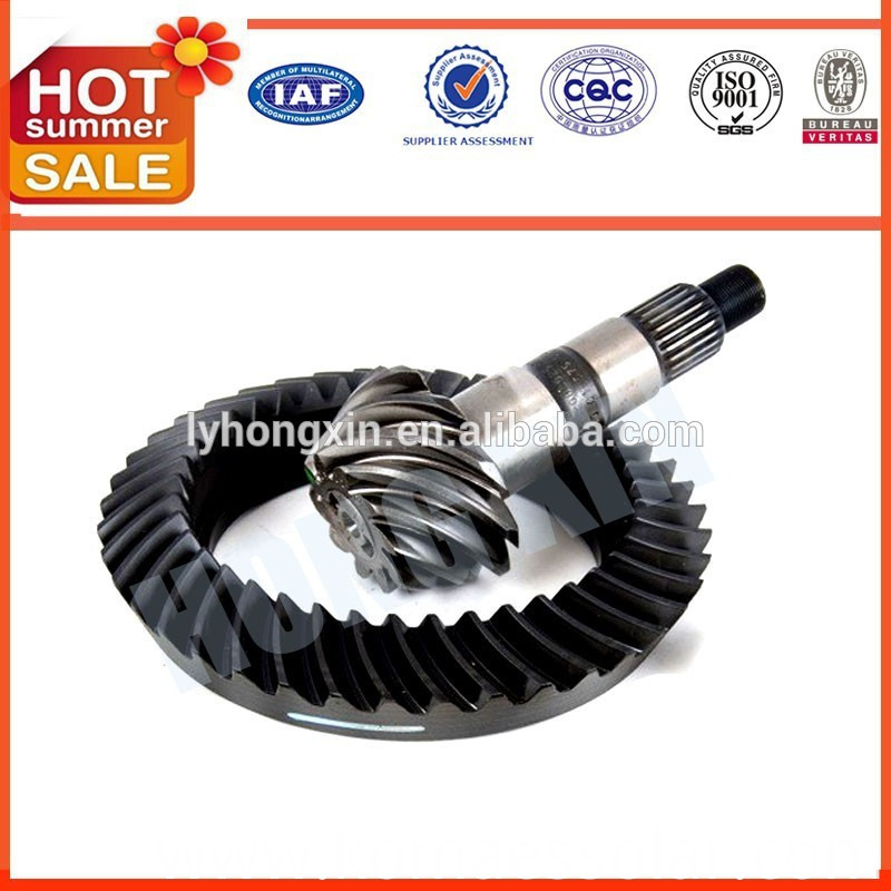 Auto Parts Differential Spiral Bevel Gear Mitsubishi2