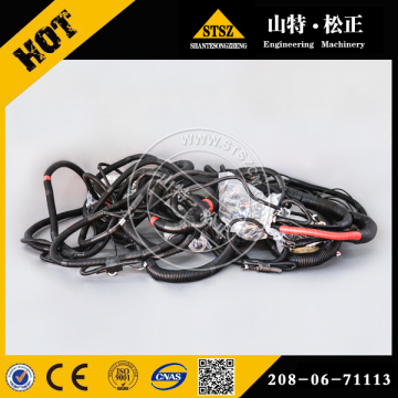Komatsu PC400-7.450-7 engine wireless harness 6156-91-9320
