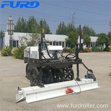 Concrete Screed Machine Full Hydraulic Laser Screed