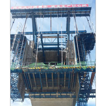 Continuous Beam Formwork for Bridge Construction
