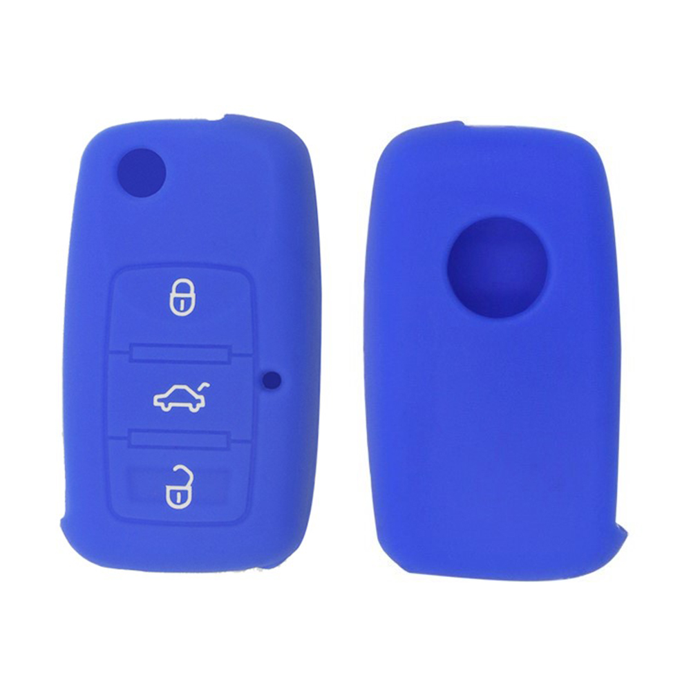 VW Car Silicone Key Cover