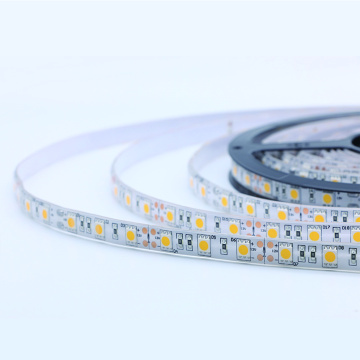 Warm white 60led 12V flexible led light