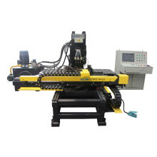 CNC Hydraulic Punching and Drilling Machine for Plates