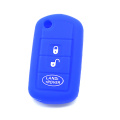 Beautiful design silicon Land Rover car key cover