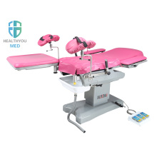 Delivery gynecological operating tables for female