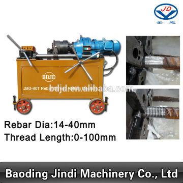JBG-40T Rebar Threading Machine
