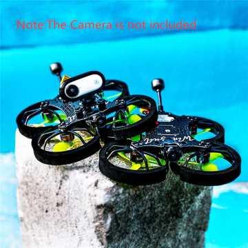 HOMFPV Wingsuit 2.5 Inch 100mm FPV Racing Drone PNP/BNF w/ F405 F4 Flight Controller 4S 25A Blheli_S AIO ESC Caddx Vista VTX