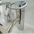 Single Lever Chrome Finish Faucet