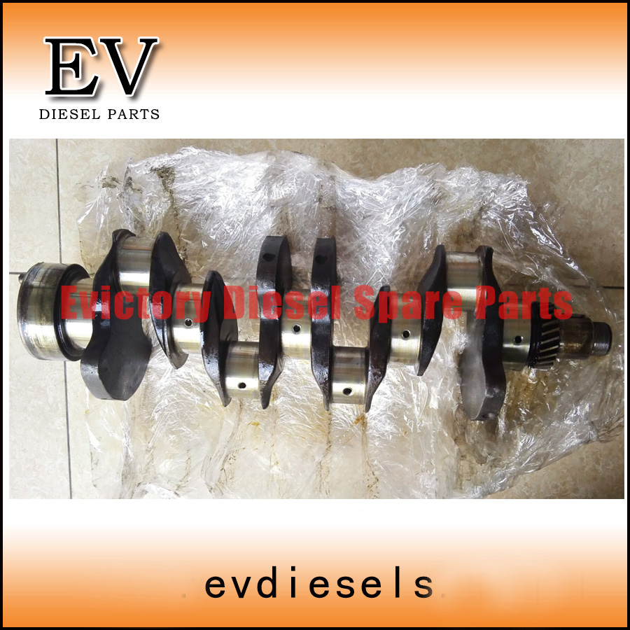 ED33 crankshaft