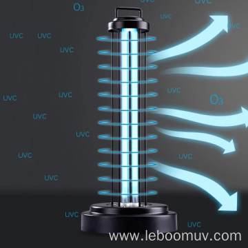Ultraviolet Disinfection PLL UVC Table Lamp