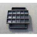 400*600*40mm Composite Black Manhole Cover