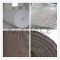 Fireproof Silica Fiber Thermal Insulation Needle Mat