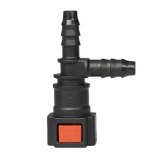 Urea Line Quick Connector 7.89(5/16)-ID6-3ways SAE