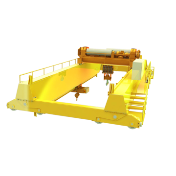 15 t best double girder overhead crane design