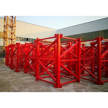 Factory directly QTZ63-5013-5T tower crane