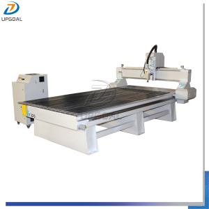 2D/ 3D MDF CNC Engraving Cutting Machinery with 3.2kw Spindle
