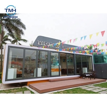 China Supplier Fiber Cement Board Light Steel Luxury Villa