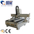 ATC woodworking machine with vertical