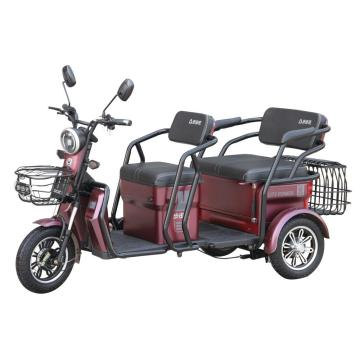 electric recreational rickshaw for elderly & disabled