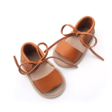 Soft Leather Baby Tassel shoes Moccasin Casual shoe