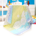 Baby Boy Blanket Cotton Pram Blanket Crib Blanket