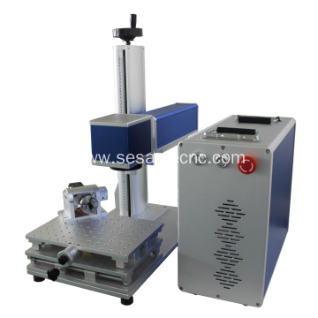 Split-body Fiber Laser Marking Machine for Metal