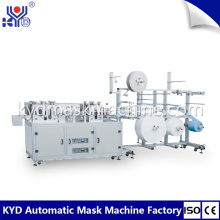 Automatic Hospital Doctor Face Mask Body Making Machines