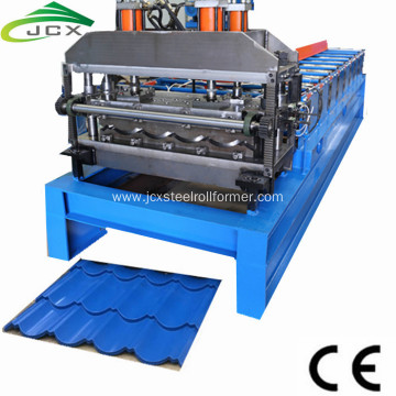 South Africa Metal roofing sheets roll forming machine