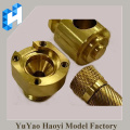 Brass material CNC machined spare parts