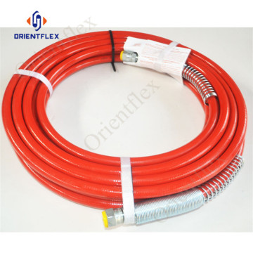8mm high pressure graco paint sprayer hose 50Mpa