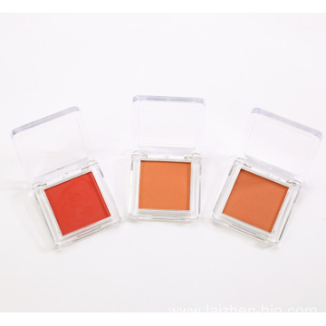 Cream palette private label blush makeup
