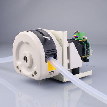 Customizable Peristaltic tubing Pump with Stepper motor
