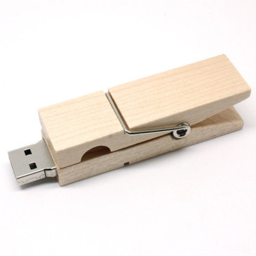 New Wood 8gb 3.0 USB Flash Drive