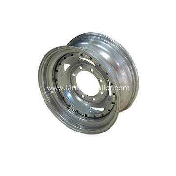Steel Wheel Rim For ATV Trailer