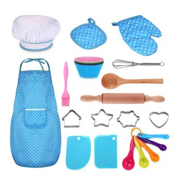 Kids Chef Role Play Set Role Cooking Set