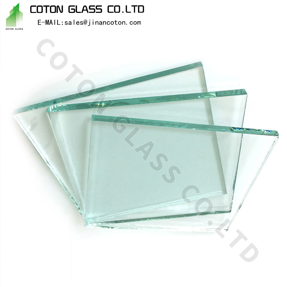 Ultra Clear Low Iron Glass