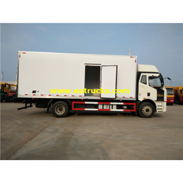 FAW 4x2 Refrigerated Cold Room Vehicles